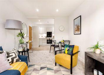 Thumbnail 2 bed flat for sale in Flat 7, Wyndham Road, Salisbury