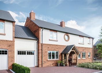 Thumbnail 3 bed mews house for sale in Belgrave Garden Mews, Pulford, Chester