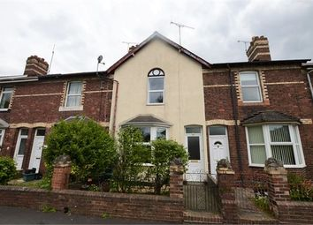 Thumbnail 2 bed terraced house for sale in Forde Close, Newton Abbot, Devon.