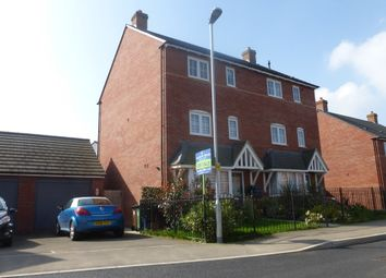 Thumbnail 4 bed semi-detached house for sale in Wintergate Road, Longford, Gloucester
