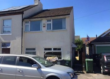Thumbnail 3 bed end terrace house to rent in Byron Street, Loughborough, Leicestershire