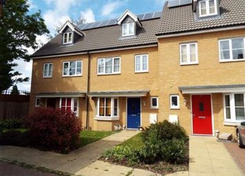 Thumbnail 4 bed town house to rent in Juliette Mews, Romford