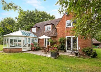 Thumbnail 4 bed detached house for sale in Goodings Lane, Woodlands St. Mary, Hungerford, Berkshire