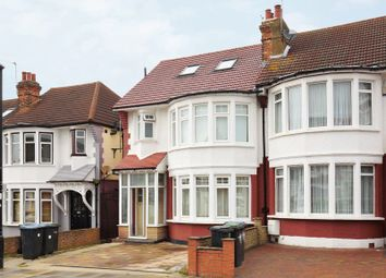 Thumbnail 5 bed end terrace house for sale in Grenoble Gardens, Palmers Green