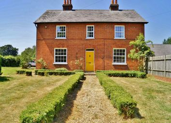Thumbnail 4 bedroom detached house to rent in Ockham Lane, Cobham