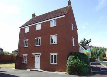 Thumbnail 5 bed detached house for sale in Britannia Close, Bowerhill, Melksham