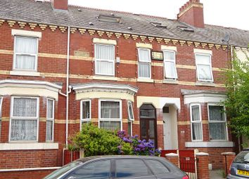 Thumbnail 4 bed terraced house for sale in Stamford Street, Old Trafford, Manchester