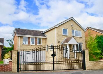 Thumbnail 4 bed detached house to rent in Wharfedale Road, Pogmoor