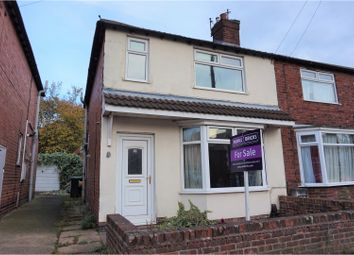 Thumbnail 2 bed semi-detached house for sale in Newton Drive, Stapleford