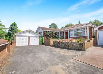 Thumbnail 4 bed bungalow for sale in Abbotts Close, Rochester