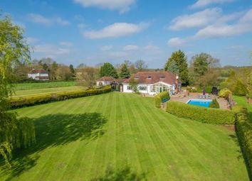 Thumbnail 4 bed detached house for sale in Mountnessing Lane, Doddinghurst, Brentwood, Essex