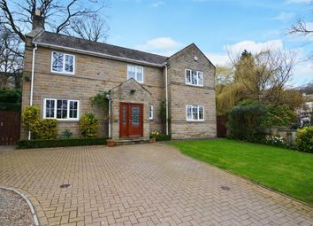 Thumbnail 5 bedroom detached house for sale in Newlay Grove, Horsforth