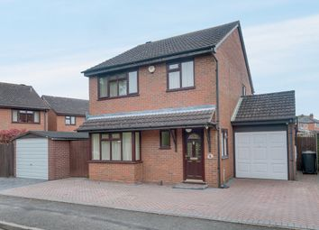 Thumbnail 3 bed detached house for sale in Fringe Green Close, Aston Fields, Bromsgrove