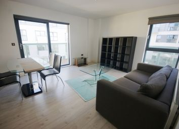 Thumbnail 1 bedroom flat to rent in Oval Road, London