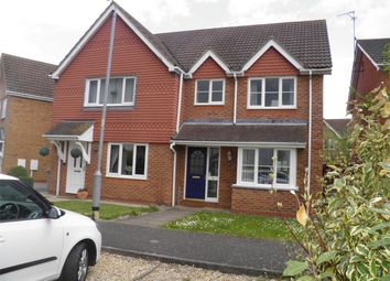 Thumbnail 3 bedroom semi-detached house to rent in Ryefield, Langtoft, Peterborough, Lincolnshire