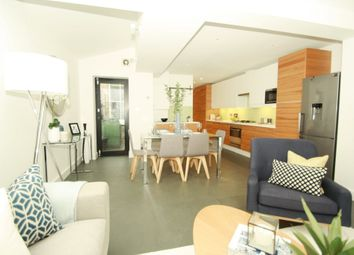 Thumbnail 2 bed flat for sale in Ashburnham Road, London