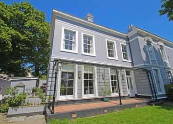 Thumbnail 5 bedroom semi-detached house for sale in The Elms, Stoke, Plymouth