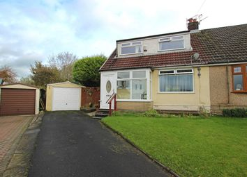 Thumbnail 3 bed semi-detached house for sale in Milton Close, Darwen