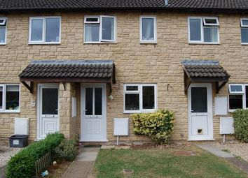 Thumbnail 2 bed terraced house to rent in Thorney Leys, Witney, Oxon