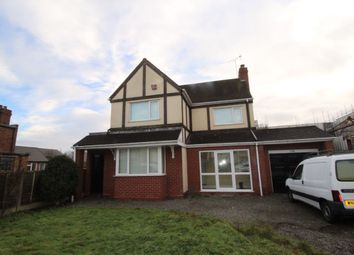 Thumbnail 3 bed detached house to rent in Lichfield Road, Willenhall