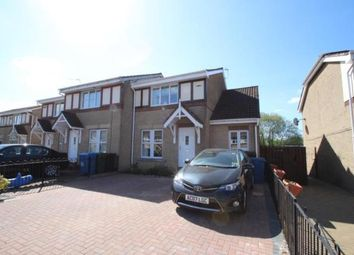 Thumbnail 4 bed end terrace house for sale in Battles Burn View, Glasgow, Lanarkshire