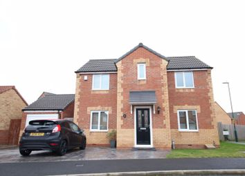 Thumbnail 4 bedroom detached house for sale in Wilkinson Gardens, Hebburn