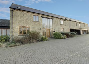 Thumbnail 5 bed barn conversion for sale in Toneham Lane, Thorney, Peterborough
