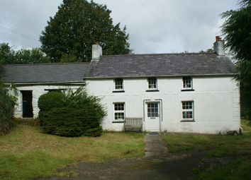 Thumbnail 1 bed cottage for sale in Penrherber, Newcastle Emlyn