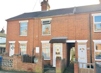 Thumbnail 2 bed terraced house for sale in Windsor Road, Ipswich