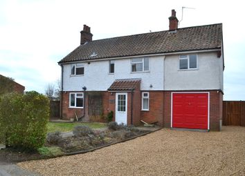 Thumbnail 4 bed detached house to rent in Rose Lane, Bungay