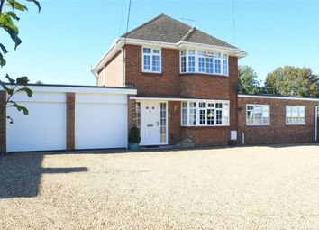 Thumbnail 4 bed detached house for sale in Guntons Road, Newborough, Peterborough, Cambridgeshire