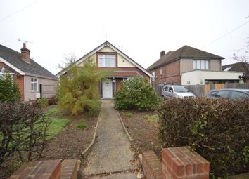 Thumbnail 3 bed detached house for sale in Mersea Road, Colchester