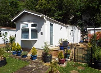 Thumbnail 1 bed mobile/park home for sale in Cliffdale Gardens, Cosham, Portsmouth