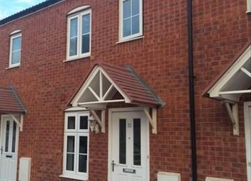 Thumbnail 2 bedroom terraced house for sale in Compton Close, Glastonbury