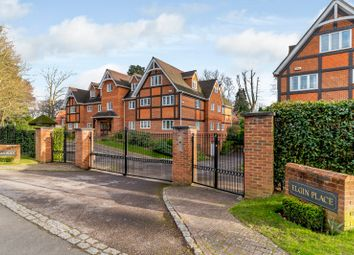Thumbnail 3 bed flat for sale in Elgin Place, St. Georges Avenue, Weybridge