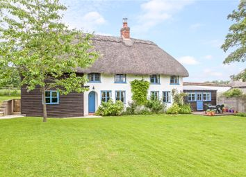 Thumbnail 4 bed detached house to rent in East Cholderton, Andover, Hampshire