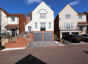 Thumbnail 4 bed detached house for sale in Kestrel Rise, Swallownest, Sheffield