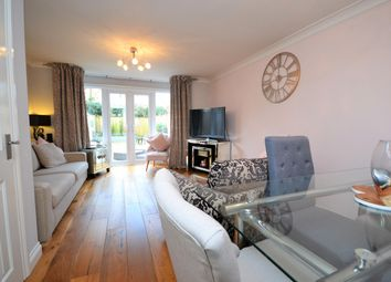 Thumbnail 3 bed town house for sale in Eccles Close, York