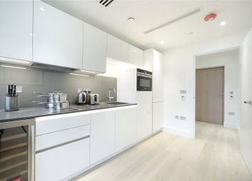 Thumbnail 1 bed flat for sale in Westbourne Apartments, Fulham Riverside, 5 Central Apartments