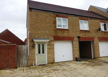 Thumbnail 2 bedroom end terrace house to rent in Ascot Way, Bicester