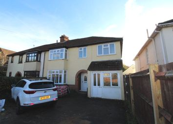 Thumbnail Semi-detached house for sale in Old Worting Road, Basingstoke