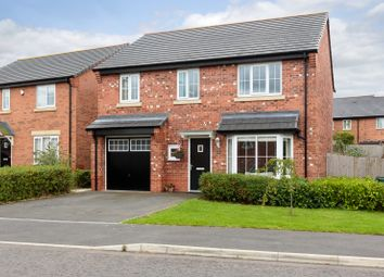 Thumbnail 4 bed detached house for sale in Fairfax Avenue, Tarvin, Chester
