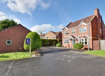 Thumbnail 5 bed detached house for sale in Hilltop Gardens, Tunstall, Sunderland