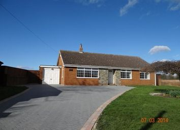 Thumbnail 3 bed bungalow to rent in Hornby Road, Appleton Wiske, Northallerton, North Yorks.
