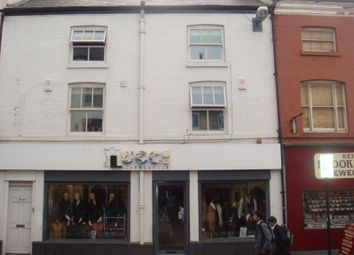 Thumbnail 2 bed flat to rent in Churchgate, Leicester