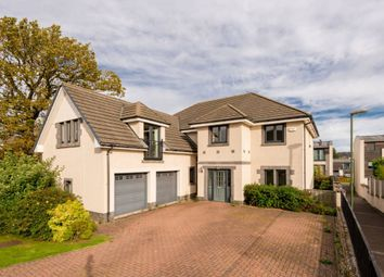 Thumbnail 6 bed detached house for sale in 5 Burnbrae Avenue, Corstorphine