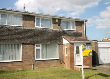 Thumbnail 2 bedroom end terrace house for sale in Twizell Place, Ponteland, Newcastle Upon Tyne