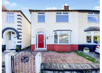 Thumbnail 3 bed semi-detached house for sale in Woodsorrel Road, Liverpool