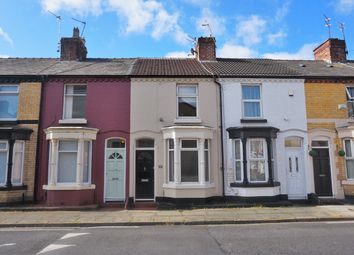 Thumbnail 2 bedroom terraced house for sale in Broadwood Street, Wavertree, Liverpool
