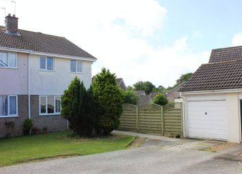 Thumbnail 3 bed semi-detached house for sale in Penmere Road, St. Austell